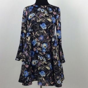 Gianni Bini floral Baby Doll Dress